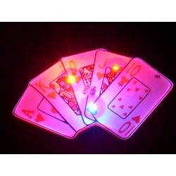 Pin's Cartes Poker Lumineux