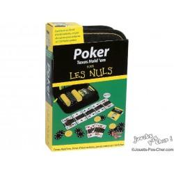 Malette de Poker pour les Nuls