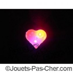 Pin's Coeur Lumineux