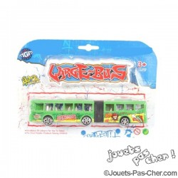 Bus à soufflet 20cm