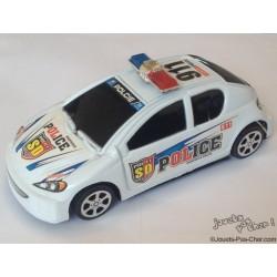 Voiture Police 19cm
