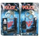 Panoplie Policier avec Menottes