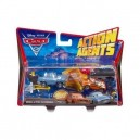Coffret Combat Cars 2 Action Agent