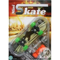 Mini Skate Finger + Accessoires