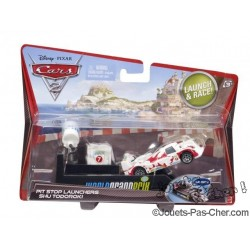 Coffret World Grand Prix Cars 2 Action Agents