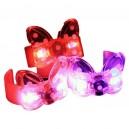 """Bracelet Lumineux """"Noeud papillon"""""""