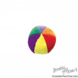 Ballon peluche 14cm avec bruit