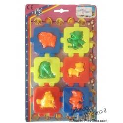 Puzzle Éducatif Bébé