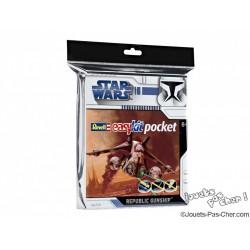 Star Wars Republic Gunship  Pocket