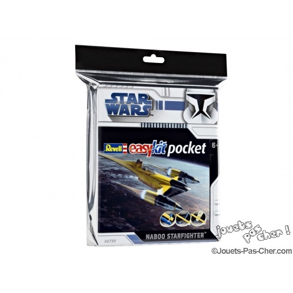 star wars naboo starfighter pocket prix discount. Black Bedroom Furniture Sets. Home Design Ideas