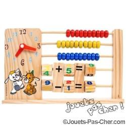Boulier Alphabet Éducatif
