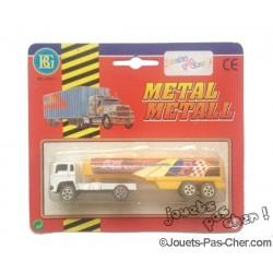 Camion Métal 13 cm
