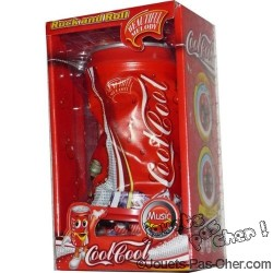 Canette Musicale CoolCool Cola