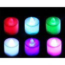 Bougie Candle Led 5 cm