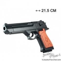Pistolet à Billes 21cm
