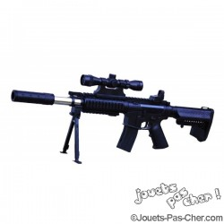 Fusil Laser à Billes 57 cm + Bipied