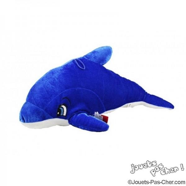 Peluche dauphin 50 cm prix discount jouets pas - Jouet spiderman pas cher ...