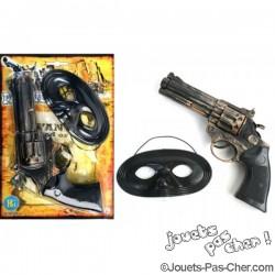 Pistolet Bruit Masque