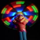 Clown Hélico Lumineux et Musical